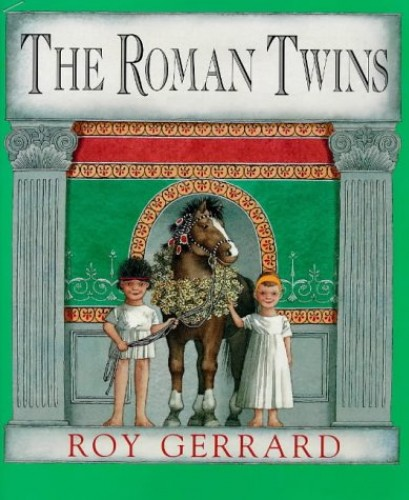 The Roman Twins By Roy Gerrard