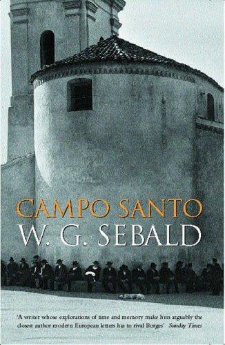 Campo Santo By W. G. Sebald