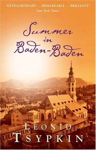 Summer in Baden-Baden By Leonid G. Tsypkin