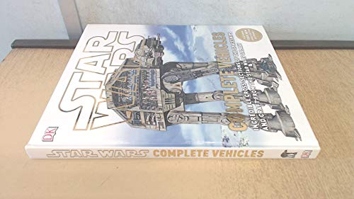 Star Wars Complete Vehicles By Kerry Dougherty