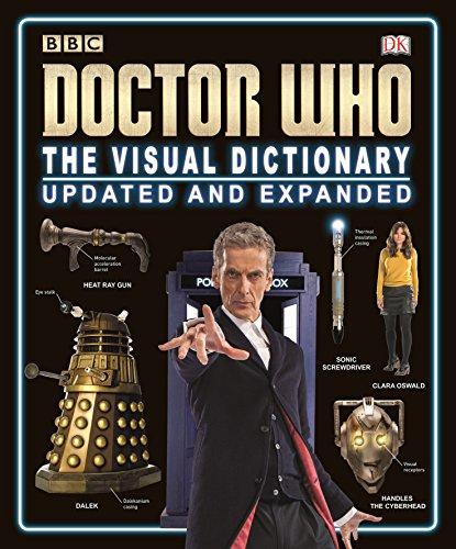 Doctor Who The Visual Dictionary Updated and Expanded von DK