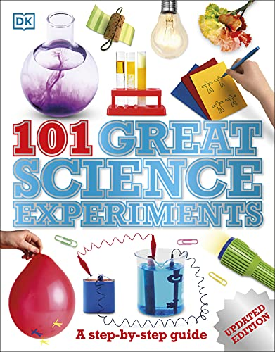 101 Great Science Experiments (Dk) By DK