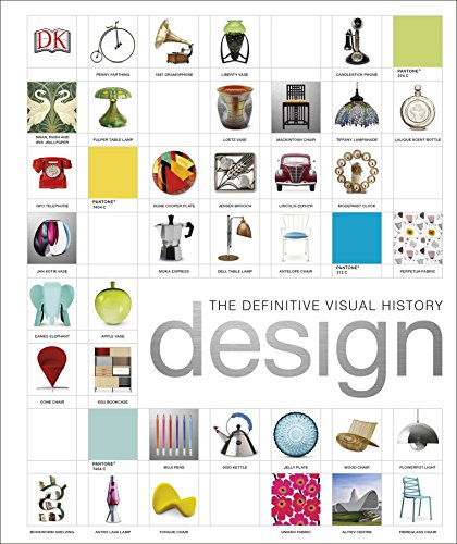 Design: The Definitive Visual History By DK