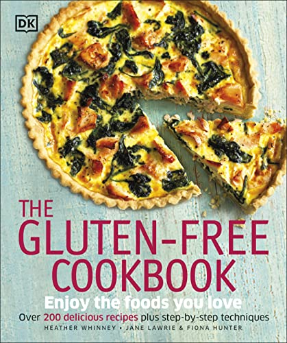 The Gluten-free Cookbook by Heather Whinney
