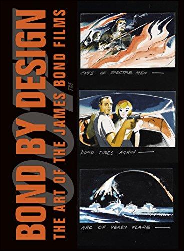 Bond By Design: The Art of the James Bond Films By DK
