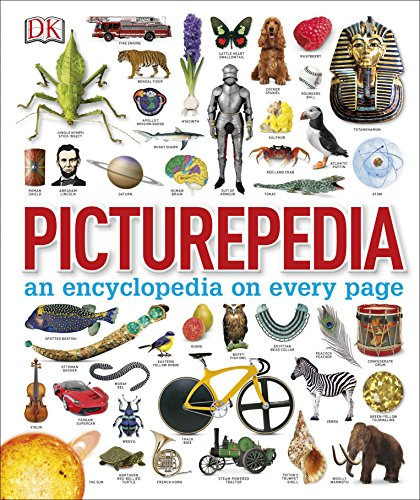 Picturepedia: An Encyclopedia on Every Page by DK