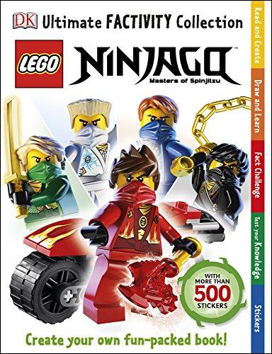 LEGO (R) Ninjago Ultimate Factivity Collection By Emma Grange