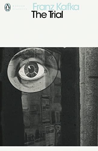 The Trial (Penguin Modern Classics) By Franz Kafka