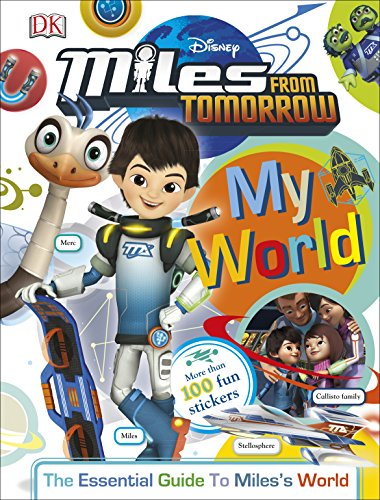 My World Miles From Tomorrow By DK