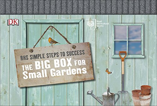 RHS The Big Box for Small Gardens By DK