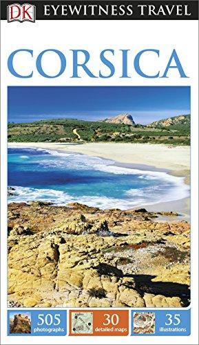 DK Eyewitness Travel Guide Corsica By DK Eyewitness