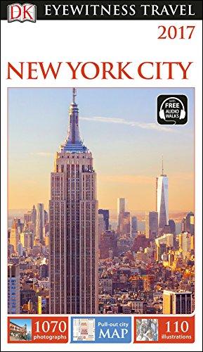 DK Eyewitness Travel Guide New York City by DK Publishing