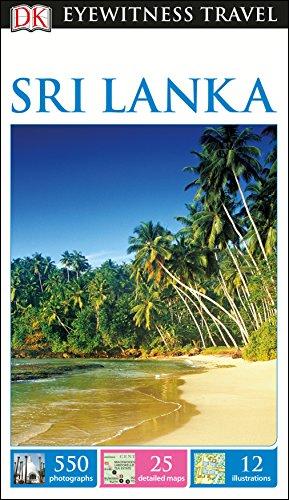 DK Eyewitness Sri Lanka By DK Publishing
