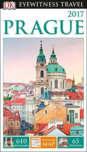 DK Eyewitness Prague By DK