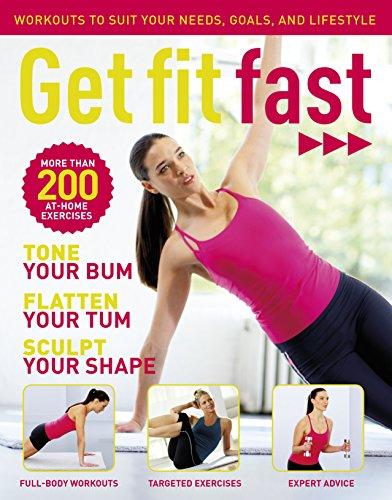 Get Fit Fast Bookazine By DK