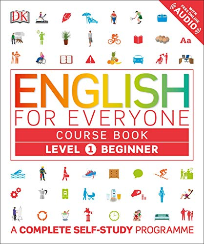 English for Everyone Course Book Level 1 Beginner By DK