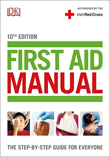 First Aid Manual (Irish edition) By DK