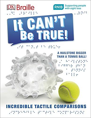 DK Braille It Can't Be True! By DK