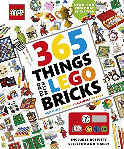 365 Things to Do with LEGO (R) Bricks von DK