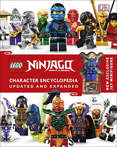 LEGO (R) Ninjago Character Encyclopedia Updated and Expanded By DK
