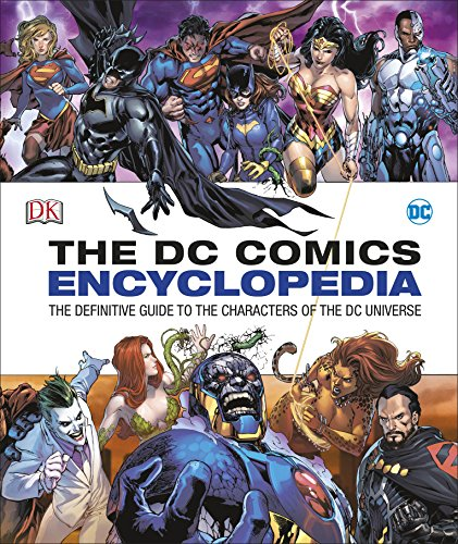 DC Comics Encyclopedia All-New Edition von Alex Irvine
