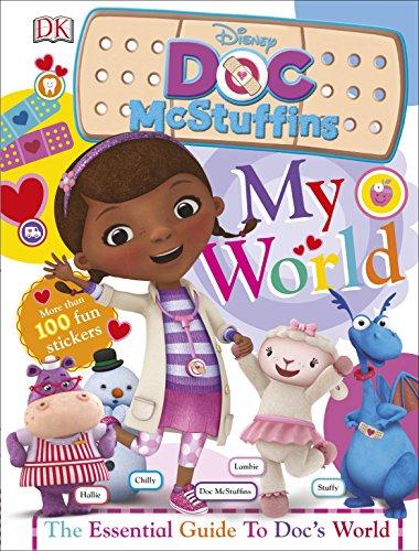 My World Doc McStuffins By DK Publishing