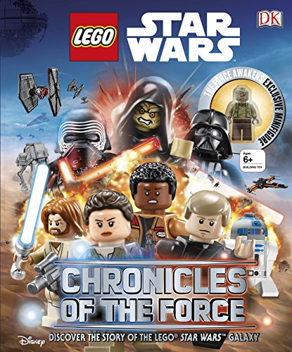 LEGO Star Wars: Chronicles of the Force By Kindersley Dorling