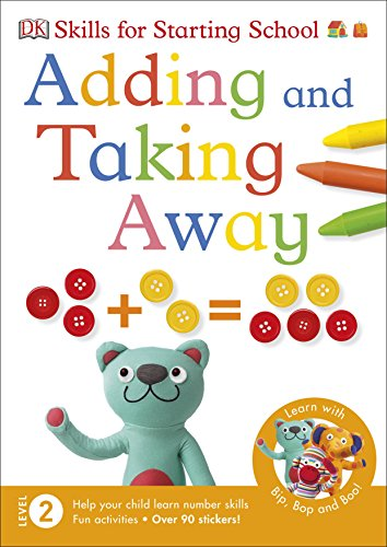 Adding and Taking Away By DK