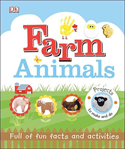 Farm Animals By DK