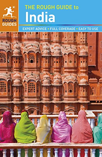 The Rough Guide to India (Travel Guide) By David Abram