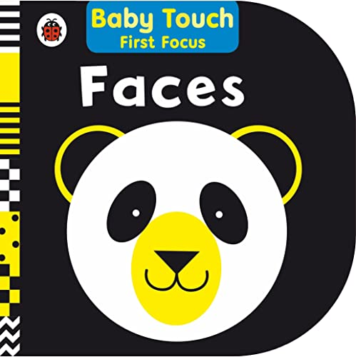 Faces: Baby Touch First Focus By Ladybird