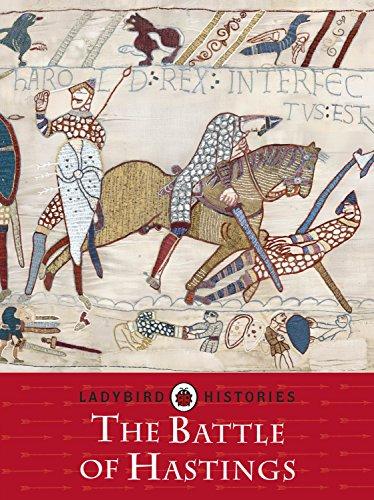 Ladybird Histories: The Battle of Hastings von Chris Baker