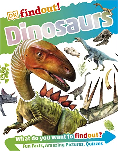 DKfindout! Dinosaurs By DK