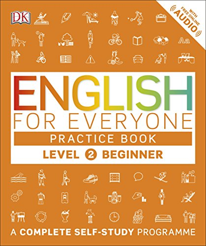 English for Everyone Practice Book Level 2 Beginner By DK