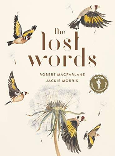 The Lost Words By Jackie Morris