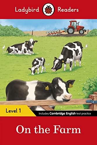 On the Farm - Ladybird Readers Level 1 By Ladybird