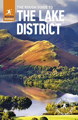 The Rough Guide to the Lake District (Travel Guide) (Rough Guides) By Jules Brown