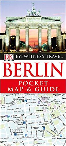 DK Eyewitness Pocket Map and Guide: Berlin by DK