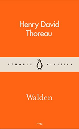 Walden (Pocket Penguins) By Henry Thoreau