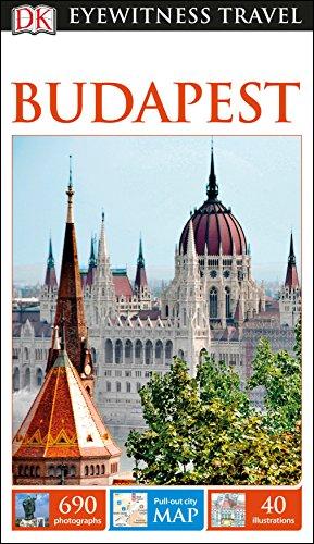 DK Eyewitness Budapest By DK Eyewitness