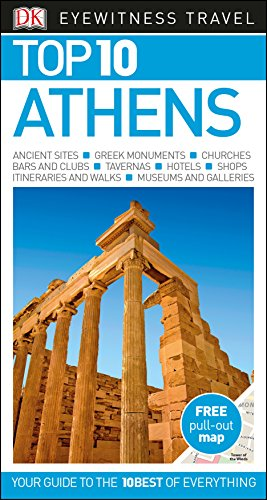 Top 10 Athens (DK Eyewitness Travel Guide) By DK Travel