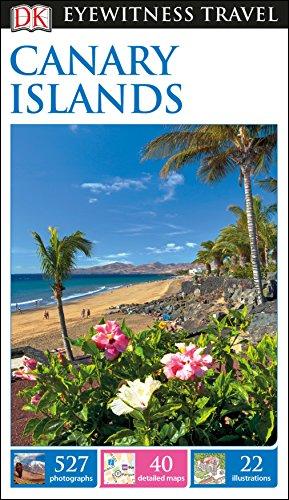DK Eyewitness Canary Islands By DK