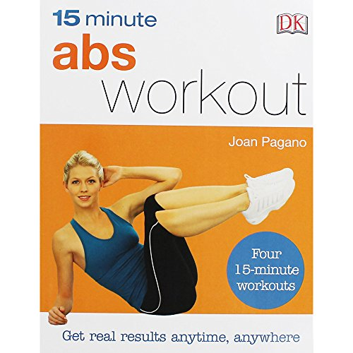Dorling Kindersley 15 Minute Abs Workout