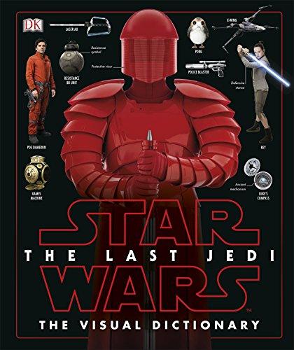 Star Wars The Last Jedi (TM) The Visual Dictionary By Pablo Hidalgo