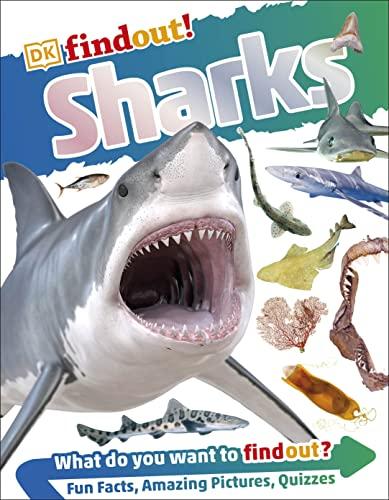 DKfindout! Sharks By DK