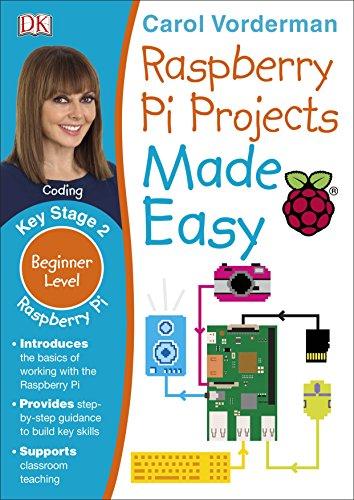 Raspberry Pi Made Easy By Carol Vorderman