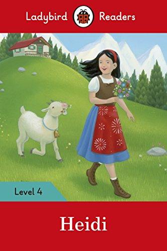 Heidi - Ladybird Readers Level 4 By Zooni Chopra