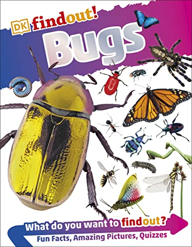DKfindout! Bugs By DK