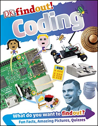 DKfindout! Coding By DK