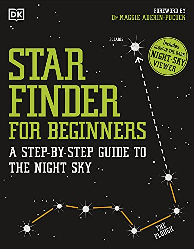 StarFinder for Beginners By Maggie Aderin-Pocock